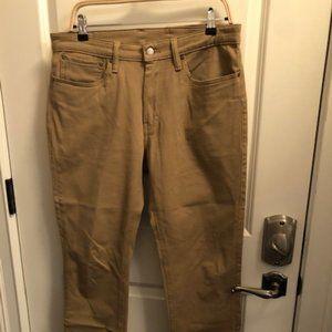 Levi's Commuter 511 Slim Fit Stretch Jeans 34x29.5